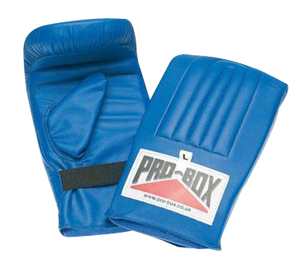 Pro-Box Full Contact Pre-Shaped Punchbag Mitts x 10