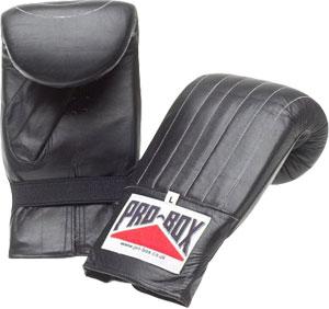 Pro-Box Champion Pre-Shaped Punch Bag Mitts x 10