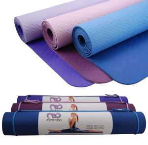 Yoga-Mad Evolution Yoga Mat