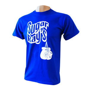 Sugar Ray's Junior T-Shirt – Blue