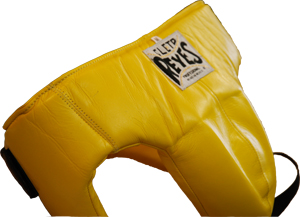 Cleto Reyes Foul Proof Groin Protector – Black