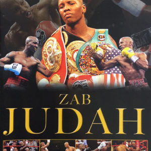 Legends on Disc – Zab Judah 28 Fights on 10 Discs