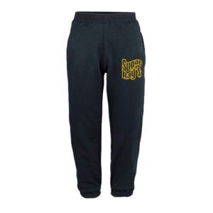 Sugar Ray's Junior Tracksuit Bottoms – Navy