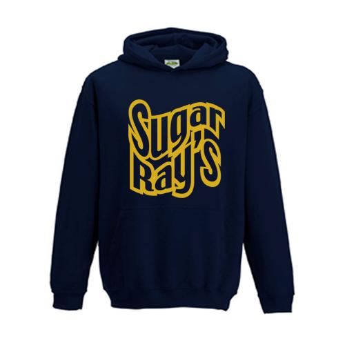 Sugar Ray's Junior Hooded Jumper – Grey