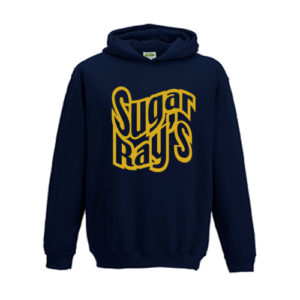 Sugar Ray's Junior Hooded Jumper – Navy