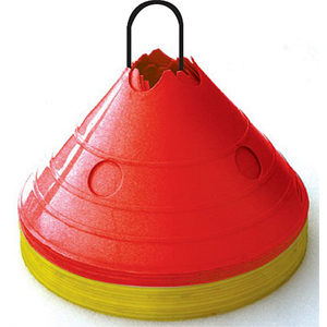 BXR Megadisc Marker Cones – Set of 20