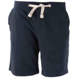 Kariban Fleece Shorts – Navy