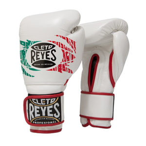 Cleto Reyes Hook and Loop Sparring Gloves –  Mexican Edition