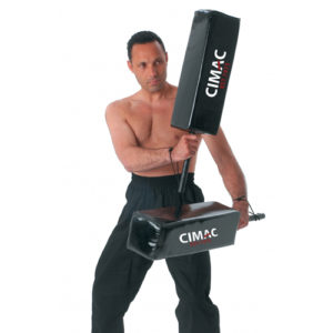 Cimac Kick/Punch Blocker – Black