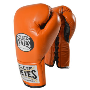 Cleto Reyes Professional Contest Glove – Orange