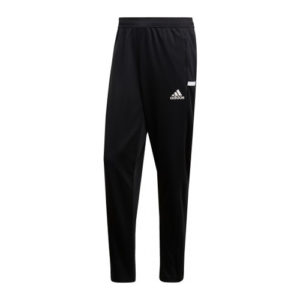 Adidas Men's T19 Slim-Fit Track Pant / Tracksuit Bottoms – Black