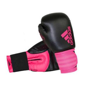 adidas Hybrid 100 Ladies Boxing Glove – Pink/Black