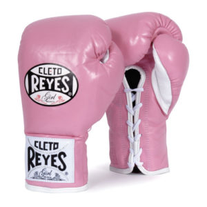Cleto Reyes Professional Contest Glove – Pink