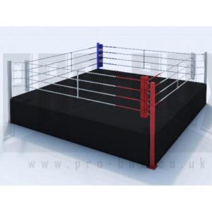 Pro-Box High Platform Club Contest Boxing Ring