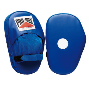 Pro-Box Full Contact Hook and Jab Pads – Blue
