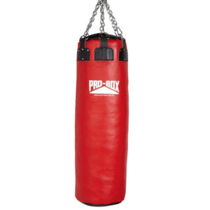 Pro-Box Colussus Punch Bag – Red