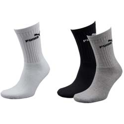 Puma Sports Socks Pack of 6