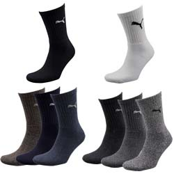Puma Sports Socks Pack of 3