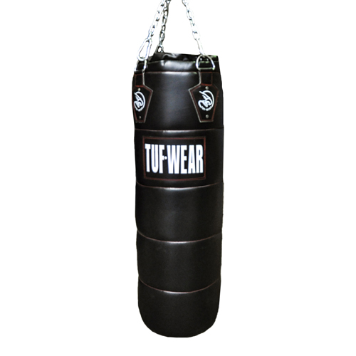 Tuf-Wear PU Quilted Punchbag 4FT – Black