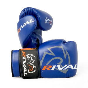 Rival RB4 Econo Bag Gloves – Blue