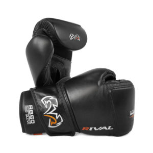 Rival RB50 Intelli-Shock Compact Bag Glove – Black