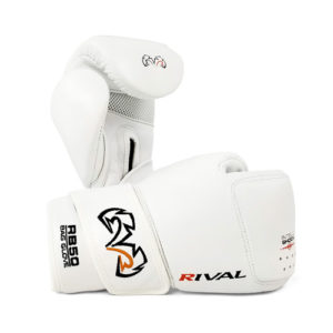 Rival RB50 Intelli-Shock Compact Bag Glove – White