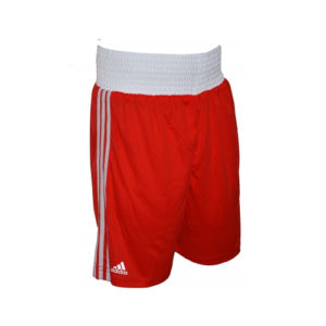 adidas Base Punch II Shorts – Red