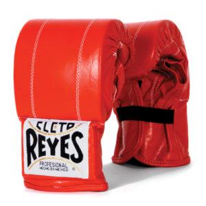 Cleto Reyes Pro Bag Mitts – Red