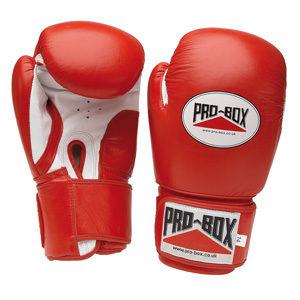 Pro-Box Supaspar Sparring Gloves – Red