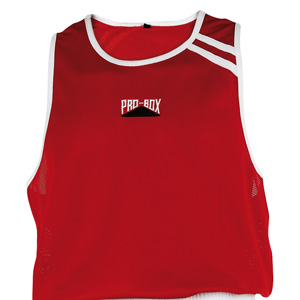 Pro-Box Club Boxing Vest – White