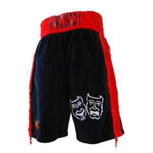 Bespoke Velvet Boxing Shorts P.O.A