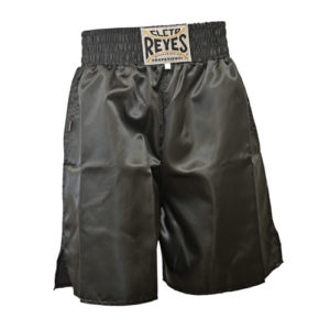 Cleto Reyes Boxing Shorts – Black