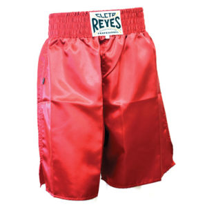 Cleto Reyes Boxing Shorts – Red