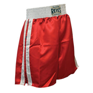 Cleto Reyes Boxing Shorts – Red/White