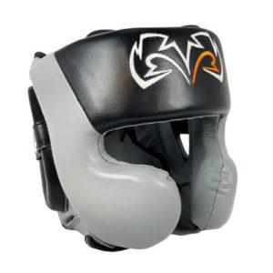 Rival RHG30 Boxing Training Headgear – Black/Grey