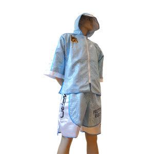 Bespoke Made Kit Ring Jacket and Shorts Set