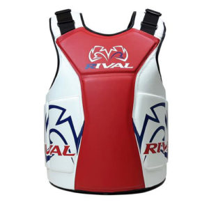 Rival Body Protector – The Shield – Red/White/Blue