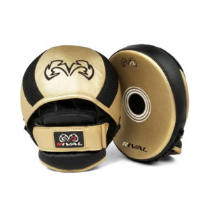 Rival RPM11 Evolution Punch Paddles – Gold