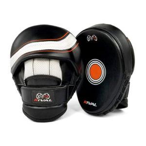 Rival RPM1 Ultra Punch Mitt – White/Black