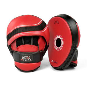 Rival RPM1 Ultra Punch Mitt – Red/Black