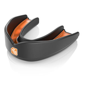 Shock Doctor Ultra STC Mouthguard – Black/Orange