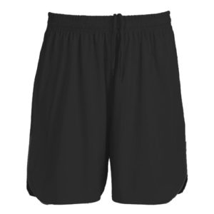 UNBRANDED Junior / Kids Lightweight Shorts – Black