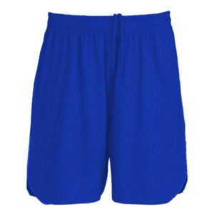 UNBRANDED Junior / Kids Lightweight Shorts – Blue