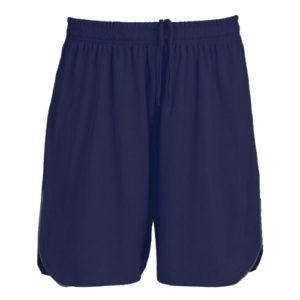 UNBRANDED Junior / Kids Lightweight Shorts – Navy