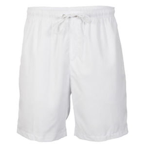 UNBRANDED Junior / Kids Lightweight Shorts – White