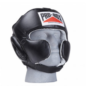 Pro-Box Supaspar Headguard – Black