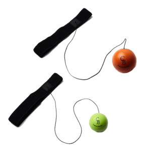 Green//Pro Level Tap flex PRO Accuracy and Reflex Ball