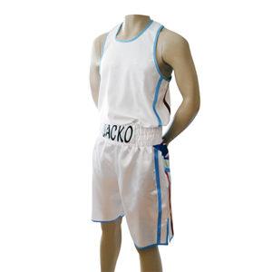 Bespoke Made Kit Shorts and Vest Set