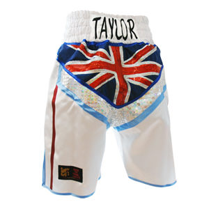 Bespoke Glitter Boxing Shorts P.O.A Your Design
