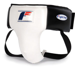 Fighting Sports Deluxe Groin & Abdo Protector